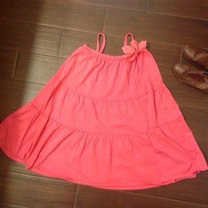 Gap XXL Pink Dress 🌺 EUC 14/16